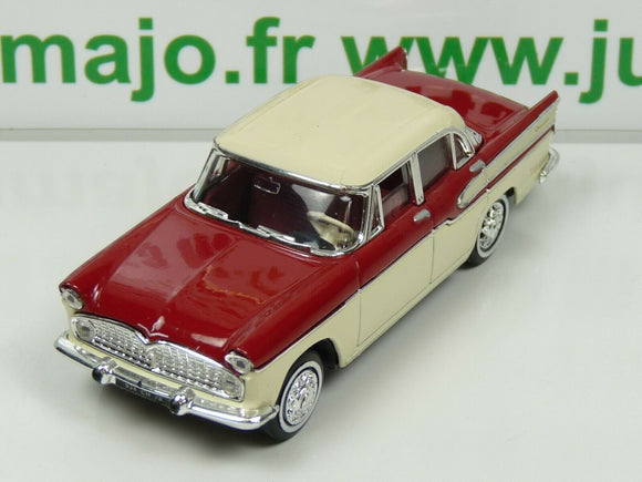 SOL25 Voiture 1/43 solido (Made in France) SIMCA CHAMBORD PRESIDENCE - 1958