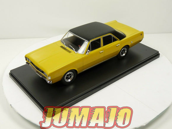 VQ37D Voiture 1/24 SALVAT Models : DODGE 3700 GT 1971