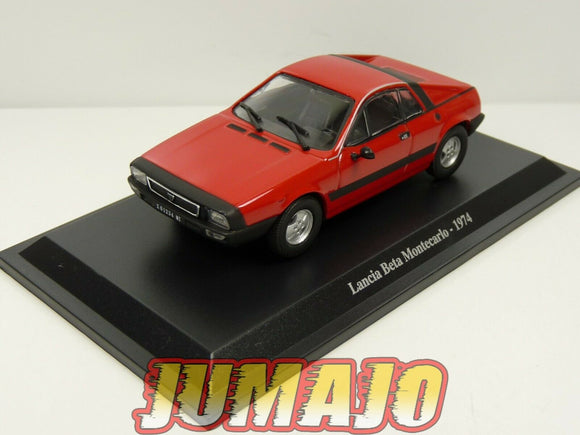 IT54 Voiture 1/43 HACHETTE LANCIA : Lancia Beta Montecarlo - 1974