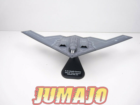 AV17 AVION militaire 1/200 Italeri : B-2A Stealth Bomber 509th