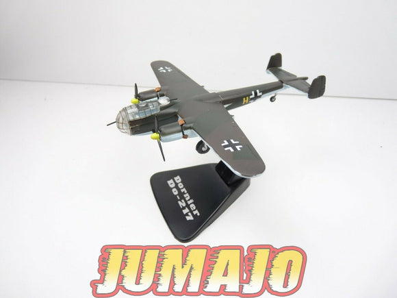 AV6 AVION militaire 1/144 : DORNIER Do-217 Allemand