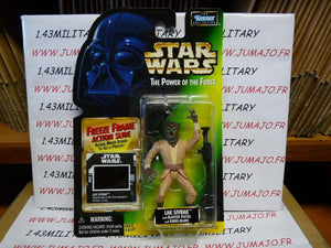 Figurine Kenner STAR WARS Power of the Force POTF MIB 1997 : LAK SIVRAK