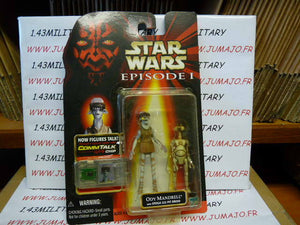 Figurine Kenner STAR WARS EPISODE 1 MIB 1999 :  ODY MANDRELL Otaga 222 droid