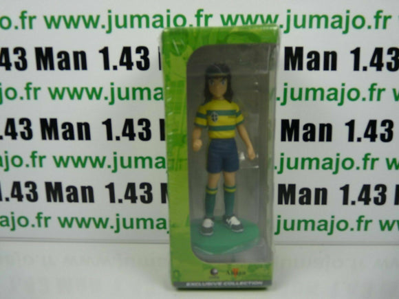 OT17R Figurine PVC OLIVE & TOM Altaya 12/14 cm Foot soccer : SANDY WINTER