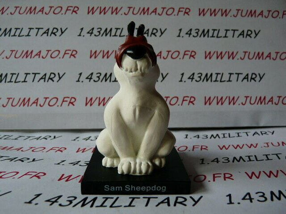 WB19 LOONEY TUNES plomb 5/10 cm : SAM LE CHIEN (Sam Sheepdog)