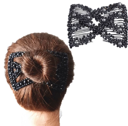 (Factory Outlet) (50% OFF!!) Magic Elastic Hair Comb