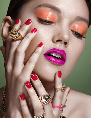 Photographer Marta McAdams' Latest Beauty Editorial | LVX