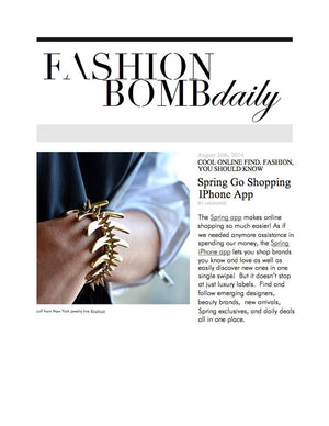 Cool Online Find | via Fashion Bomb Daily