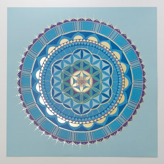 "Turquoise Trio ~ Best Sellers ~ 20""*20"""