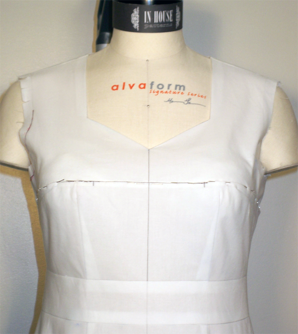 Fitting For Length Adjustments And Determining Bust Waist And Hip