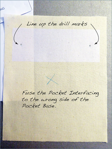Attach the Pocket Interfacing