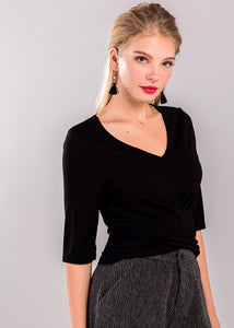 Jolene Top in Black
