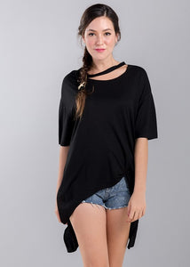 Shelby T-Shirt in Black