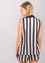 Load image into Gallery viewer, Clara Stripe Suitwear