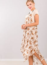 Load image into Gallery viewer, Georgina Floral Setwear in Beige