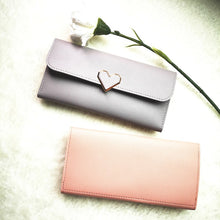 Load image into Gallery viewer, Lovet KissPers Long Purse in Lavender