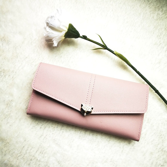 Roxy KissPers Long Purse in Pink