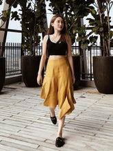 Load image into Gallery viewer, Joelle Skirt in Mustard