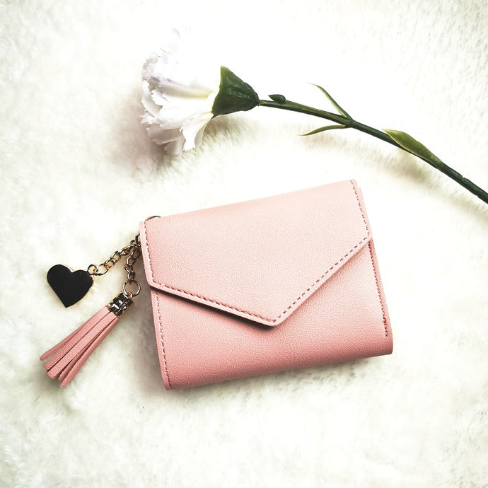 Taszel KissPers Purse in Pink