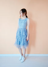 Load image into Gallery viewer, Winovla Dress in Blue