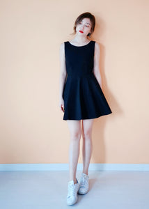 Pinolca Dress in Black