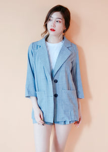 Hillie Setwear (Blazer + Bottom)