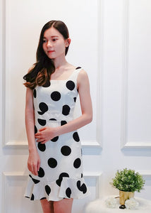 Cora Polkadot Dress