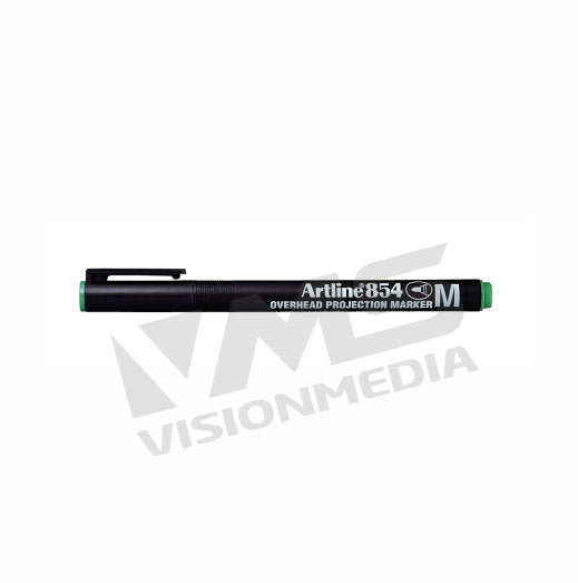 ARTLINE 854 PERMANENT MARKER (GREEN)