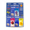 BROTHER COLOUR VALUE PACK INK CARTRIDGE (LC-37CL3PK)