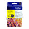 BROTHER YELLOW INK CARTRIDGE (LC-73Y)