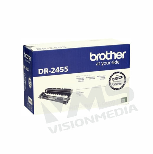 BROTHER DRUM CARTRIDGE (DR-2455)