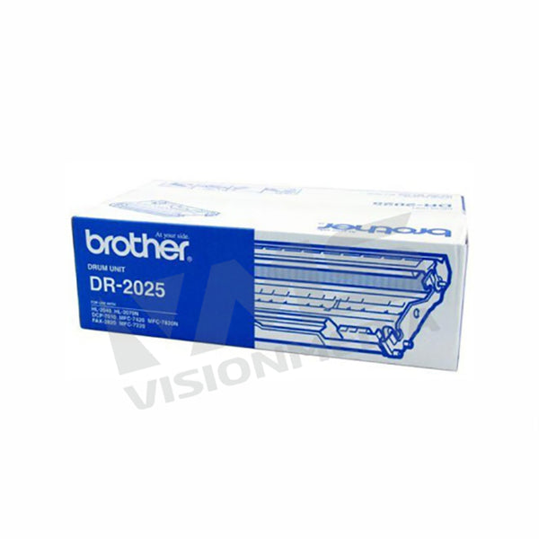 BROTHER DRUM CARTRIDGE (DR-2025)