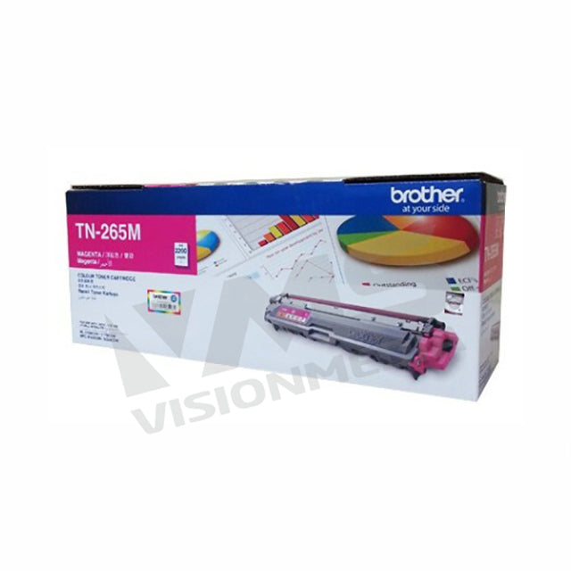 BROTHER MAGENTA TONER CARTRIDGE (TN-265M)