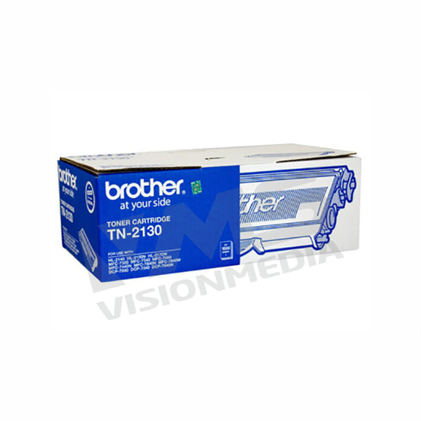 BROTHER BLACK TONER CARTRIDGE (TN-2130)