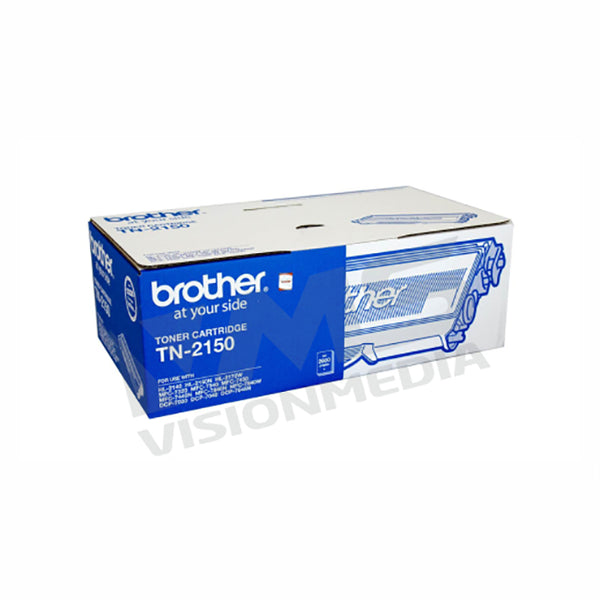 BROTHER BLACK TONER CARTRIDGE (TN-2150)