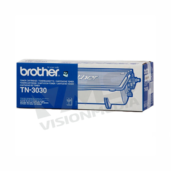 BROTHER BLACK TONER CARTRIDGE (TN-3030)