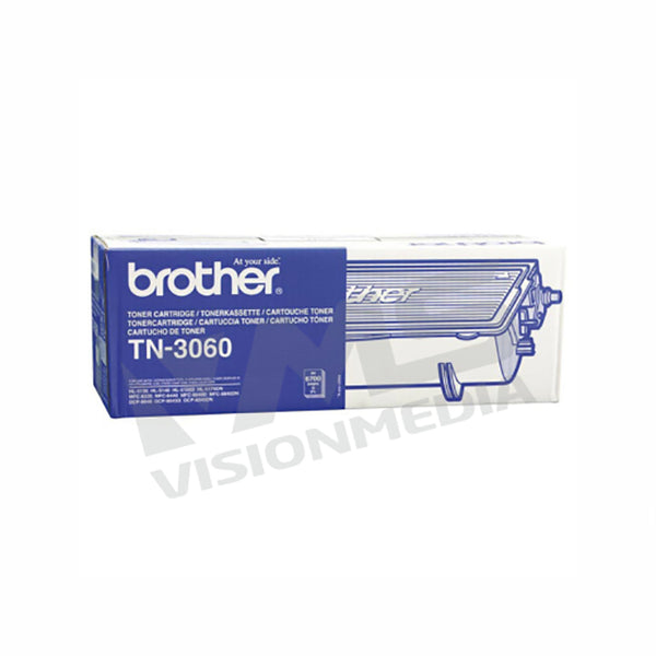 BROTHER BLACK TONER CARTRIDGE (TN-3060)