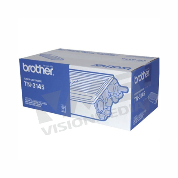 BROTHER BLACK TONER CARTRIDGE (TN-3145)