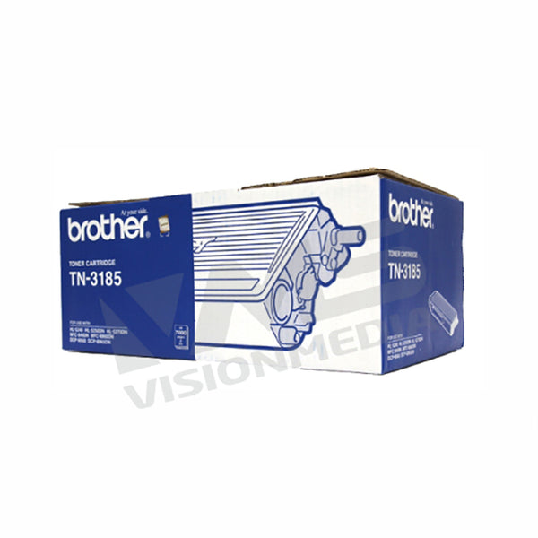BROTHER BLACK TONER CARTRIDGE (TN-3185)