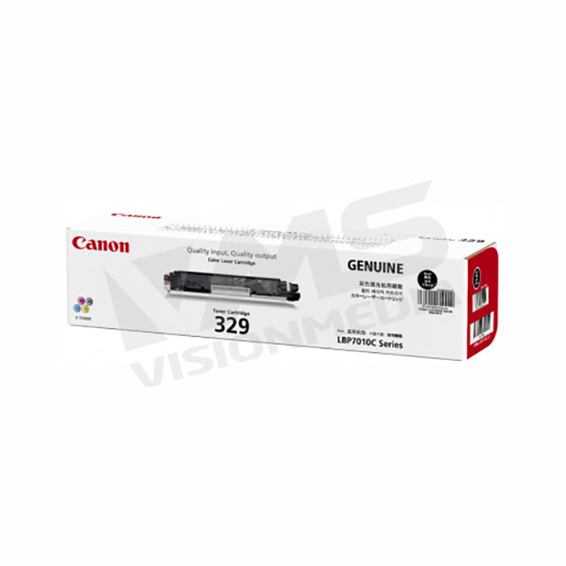 CANON BLACK TONER CARTRIDGE (329)