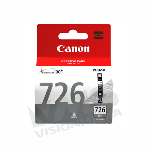 CANON GREY INK CARTRIDGE (CLI-726GY)