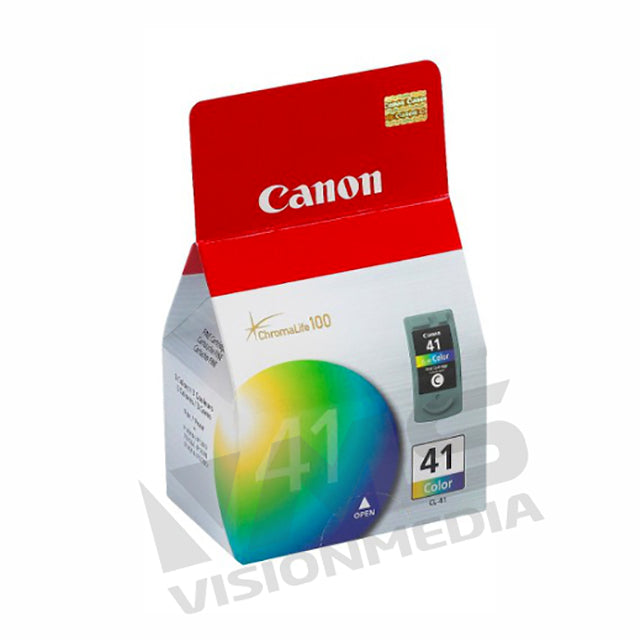 CANON COLOR FINE INK CARTRIDGE (CL-41)