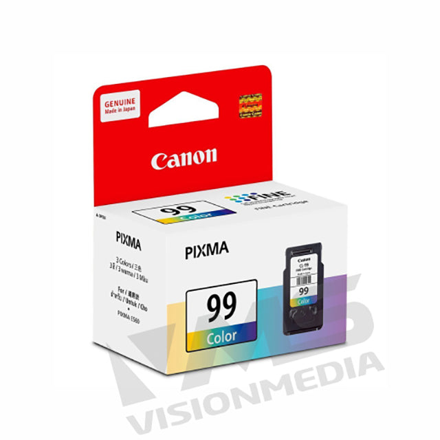 CANON COLOR FINE INK CARTRIDGE (CL-99)