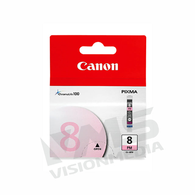 CANON PHOTO MAGENTA INK CARTRIDGE (CLI-8PM)