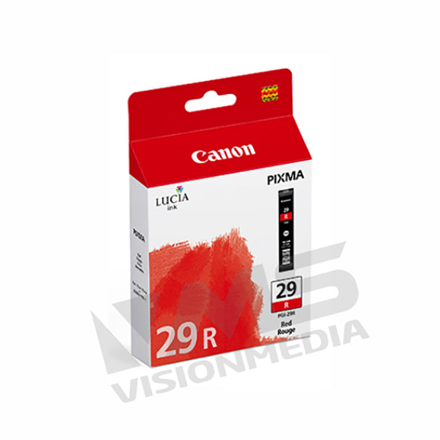 CANON RED INK CARTRIDGE (PGI-29R)