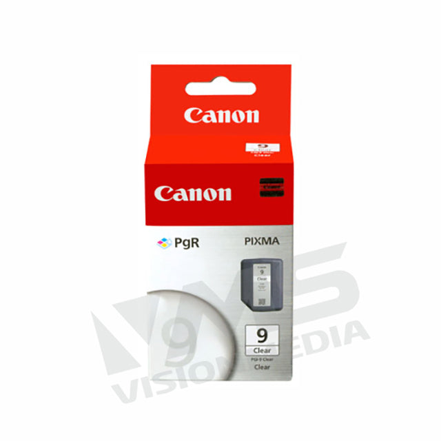 CANON CLEAR INK CARTRIDGE (PGI-9)