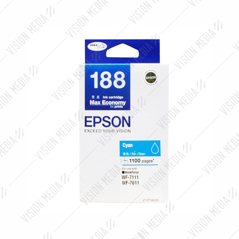 EPSON CYAN STD INK CARTRIDGE (T188290)