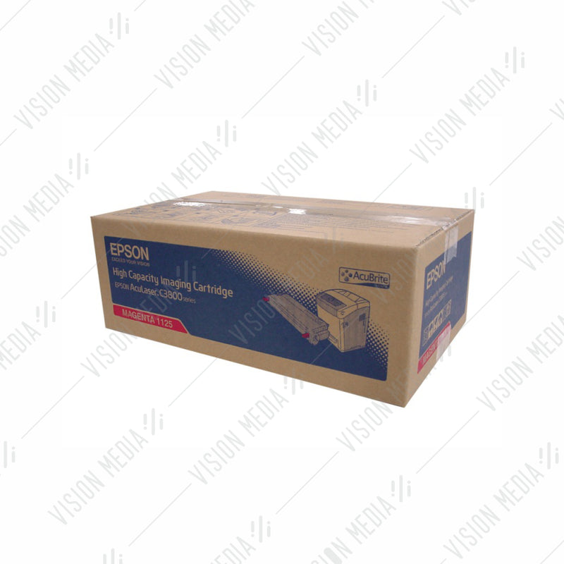 EPSON MAGENTA TONER CARTRIDGE (S051125)