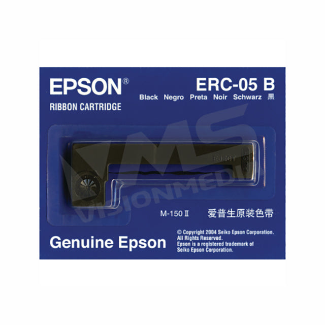 EPSON C43S015352 BLACK RIBBON CARTRIDGE
