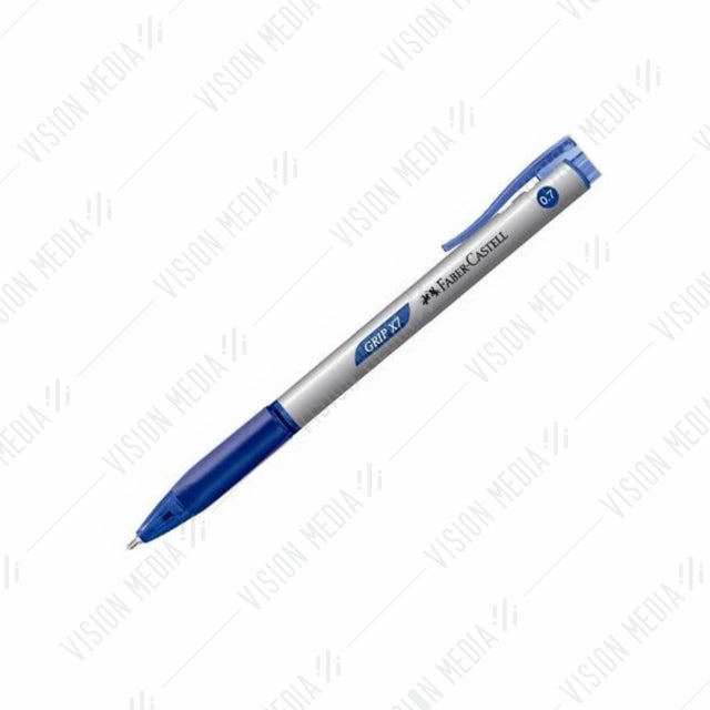 FABER CASTELL 5474 GRIP X7 BALL POINT PEN 0.7MM